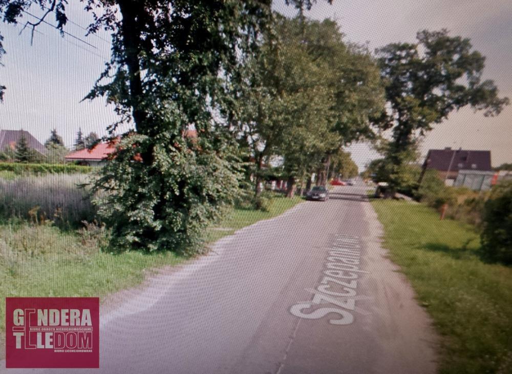 działka 1322m2 - Poznań